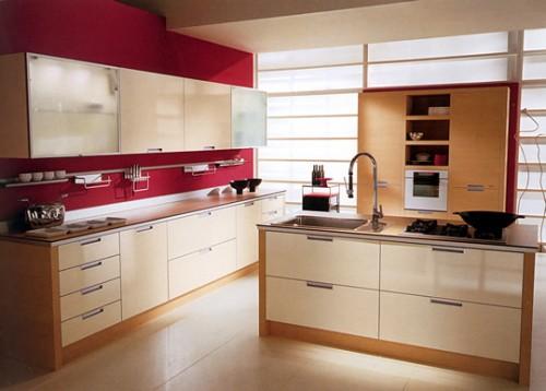 Virtuves komplektai kaina